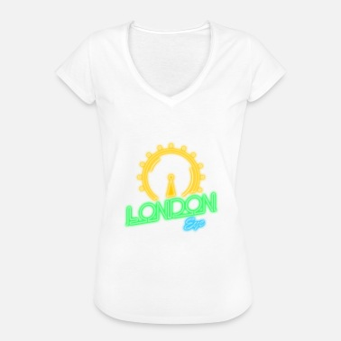 London Eye London - Women's Vintage T-Shirt