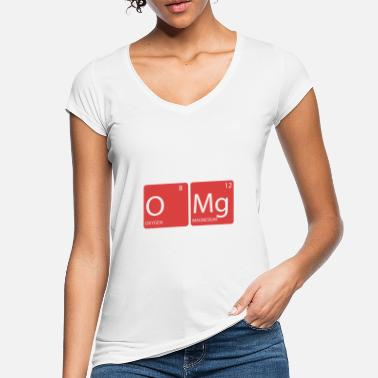 God Oh my God - Women's Vintage T-Shirt