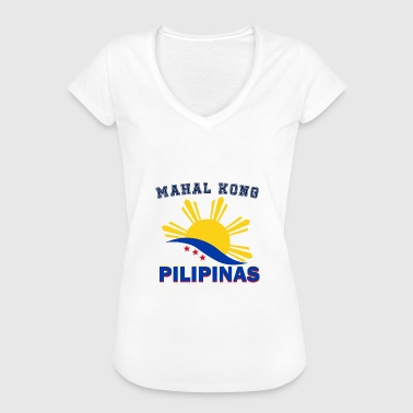 Pilipinas Philippines - Mahal Kong Philippines pilipinas - Women's Vintage T-Shirt