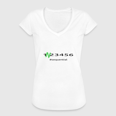 Sequential gearbox motorcycle 3 - Women's Vintage T-Shirt