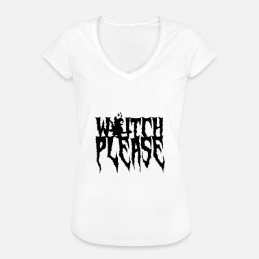 Witch Please - Women's Vintage T-Shirt