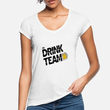 Drink Team Drink Team - Women's Vintage T-Shirt