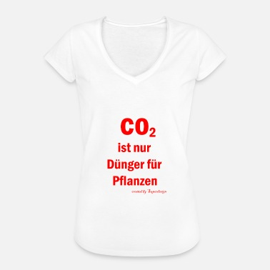 Co2 CO2 - Camiseta vintage mujer