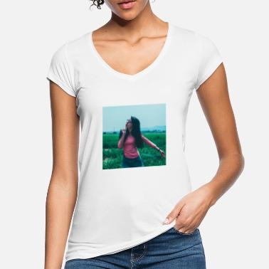 Wallpaper Sexy Girl Wallpaper Holiday - Women's Vintage T-Shirt