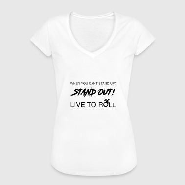 Stand out! - Women's Vintage T-Shirt
