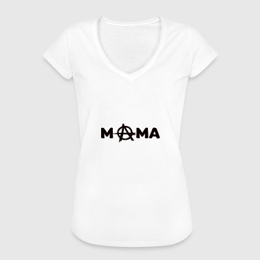 Sons Of Anarchy Anarchy mom - Women's Vintage T-Shirt