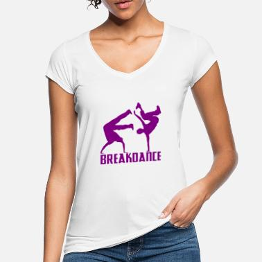 Streetdance Breakdance Breakdancer Breakdancing Streetdance - Vintage T-skjorte for kvinner