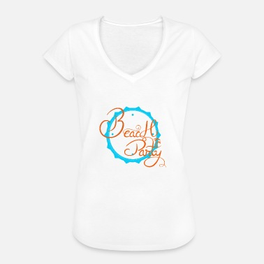 Beach Party BEACH PARTY - Vrouwen Vintage T-shirt