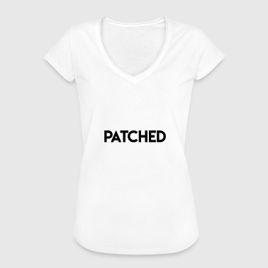 Patch patched - Women's Vintage T-Shirt