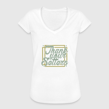 Volleyball Logo Club Club Setters Setter Ball - Women's Vintage T-Shirt