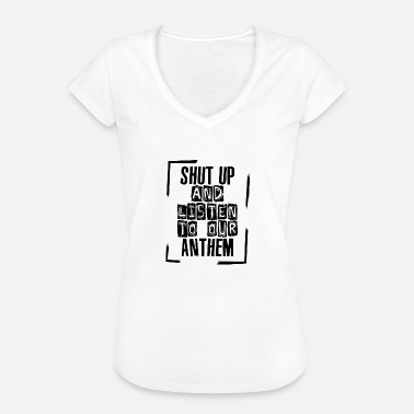 Rock Alternatif Punk Cadeau Musique Rock Alternative Band Punker - T-shirt vintage Femme
