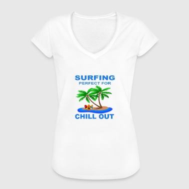 Chill out - Vintage-T-shirt dam