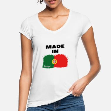 Portugal ★ Made in Portugal Tshirt ★ - Women's Vintage T-Shirt