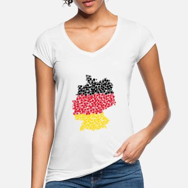 Germany - Women's Vintage T-Shirt