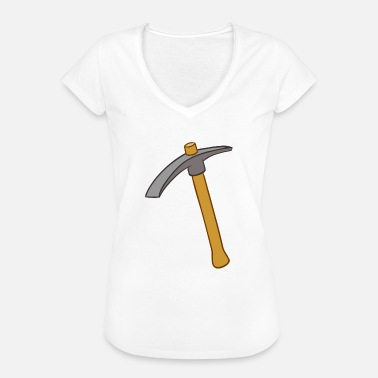 Pickaxee Pickaxe (Icon) - Women's Vintage T-Shirt