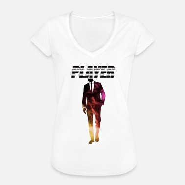 Suit Of Armor Player Business Cool Suit Suit 2reborn - Women's Vintage T-Shirt