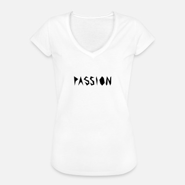 Passion passion - Women's Vintage T-Shirt