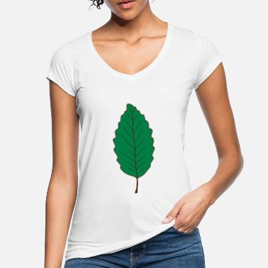 Leaf leaf - Women's Vintage T-Shirt