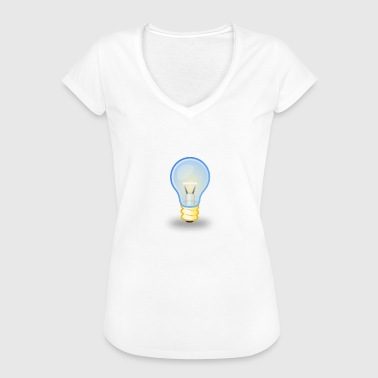 Without light, things are not progressing - Women's Vintage T-Shirt