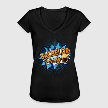 Bachelor Party Bachelor Party - Camiseta vintage mujer