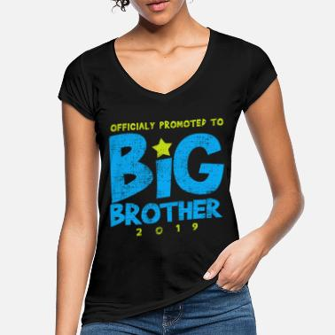 Brother BIG BROTHER SHIRT - Women's Vintage T-Shirt