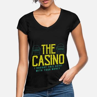 Casino The casino - Women's Vintage T-Shirt