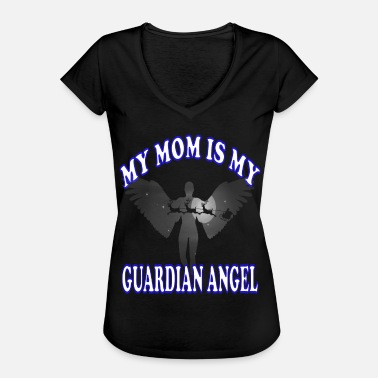 Guardian angel mother gift - Women's Vintage T-Shirt