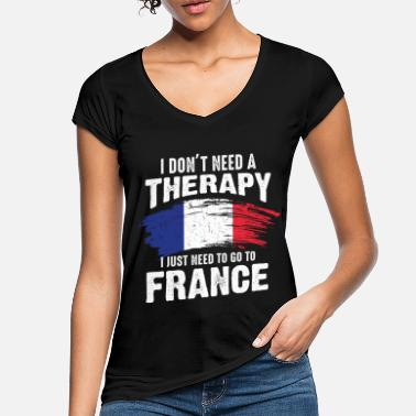 Home Country France home country - Women's Vintage T-Shirt