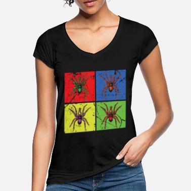 spider - Women's Vintage T-Shirt