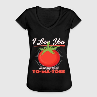 Love Tomatoes tomato - Women's Vintage T-Shirt
