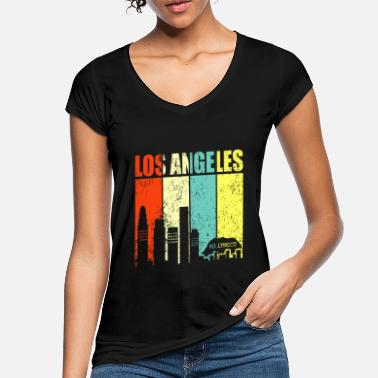 Los Angeles los Angeles - Women's Vintage T-Shirt