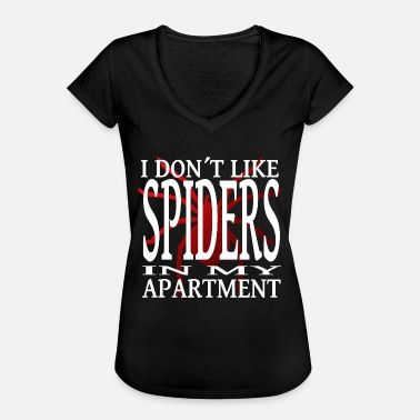 Apartment Spider in the apartment - Women's Vintage T-Shirt