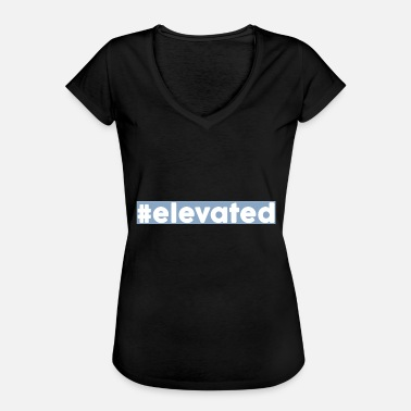 Elevate ELEVATED - Women's Vintage T-Shirt