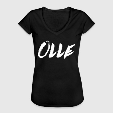 Olle ROLE - Women's Vintage T-Shirt