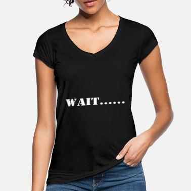 Wait wait - Women's Vintage T-Shirt