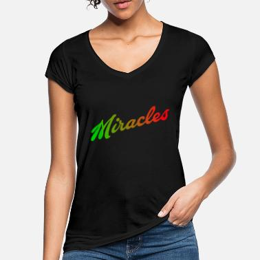 Miracle Miracles - T-shirt vintage Femme