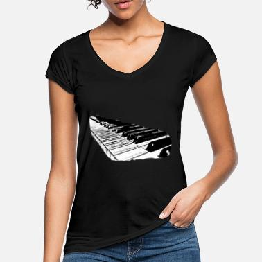 Instrument Piano music instrument - Women's Vintage T-Shirt