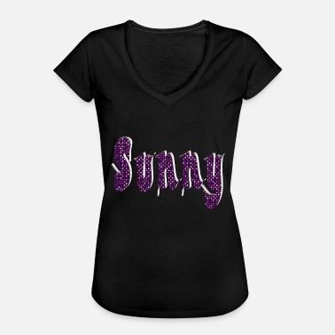 Sunny Heights Sunny 4 - Dame vintage T-shirt