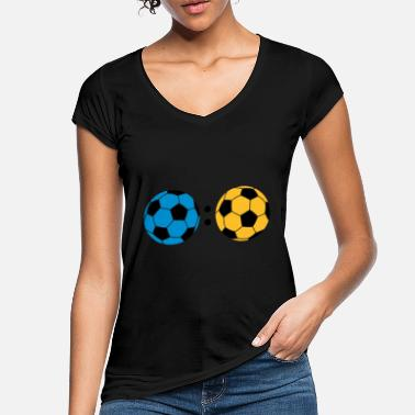 Striker ball : ball - Women's Vintage T-Shirt