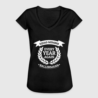 SQUAD BANDE MEMBER Every year again party - Women's Vintage T-Shirt