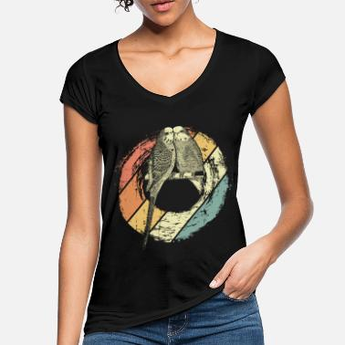Fan Vogel Wellensittich - Frauen Vintage T-Shirt