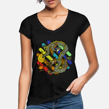Mythical Creature mythical creatures - Women's Vintage T-Shirt