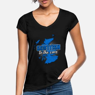 National Scotland nation Edinburgh nation nationality - Women's Vintage T-Shirt