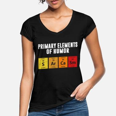 Periodic Table Periodic table chemist sarcasm - Women's Vintage T-Shirt