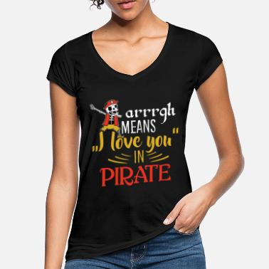 Piraterie Piraterie - Frauen Vintage T-Shirt