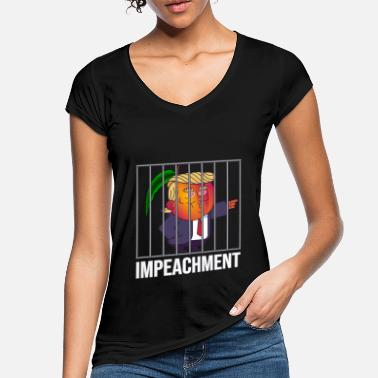 Trump Impeachment For Prison Prison 2020 - T-shirt vintage Femme