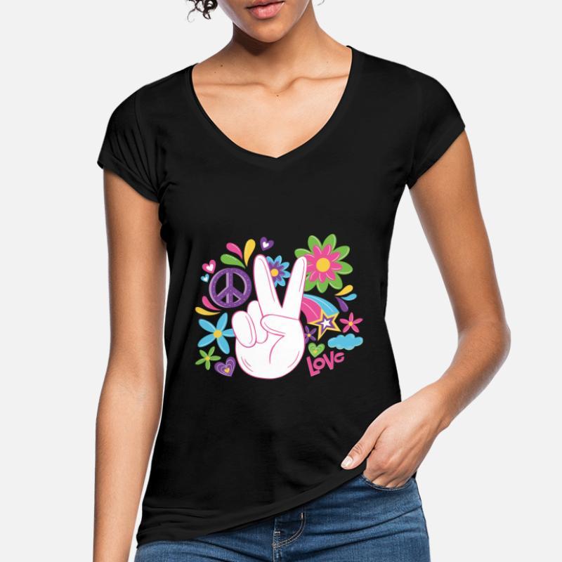 75540542d3eedb Die besten 70er Jahre T-Shirts online bestellen