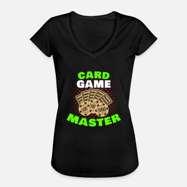 Card Game card game - Women's Vintage T-Shirt