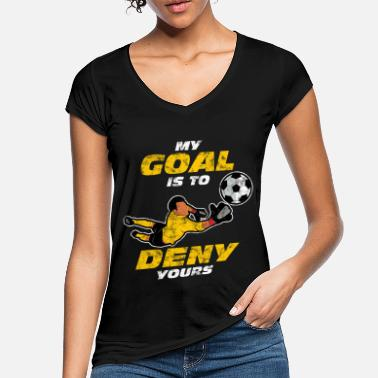 But De Football But de football - T-shirt vintage Femme