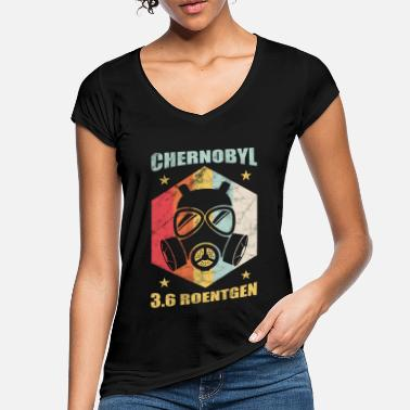Series Chernobyl series - Women's Vintage T-Shirt